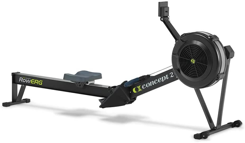 Concept2 Modell D PM5 Indoor Rower (RowErg)