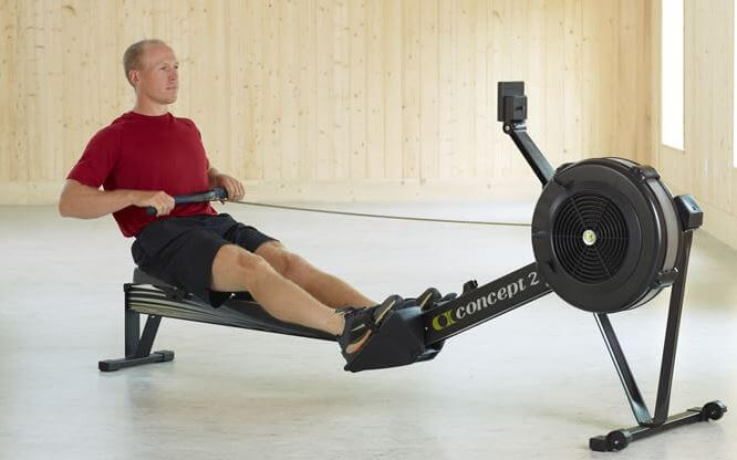 Concept2 Modell D Training