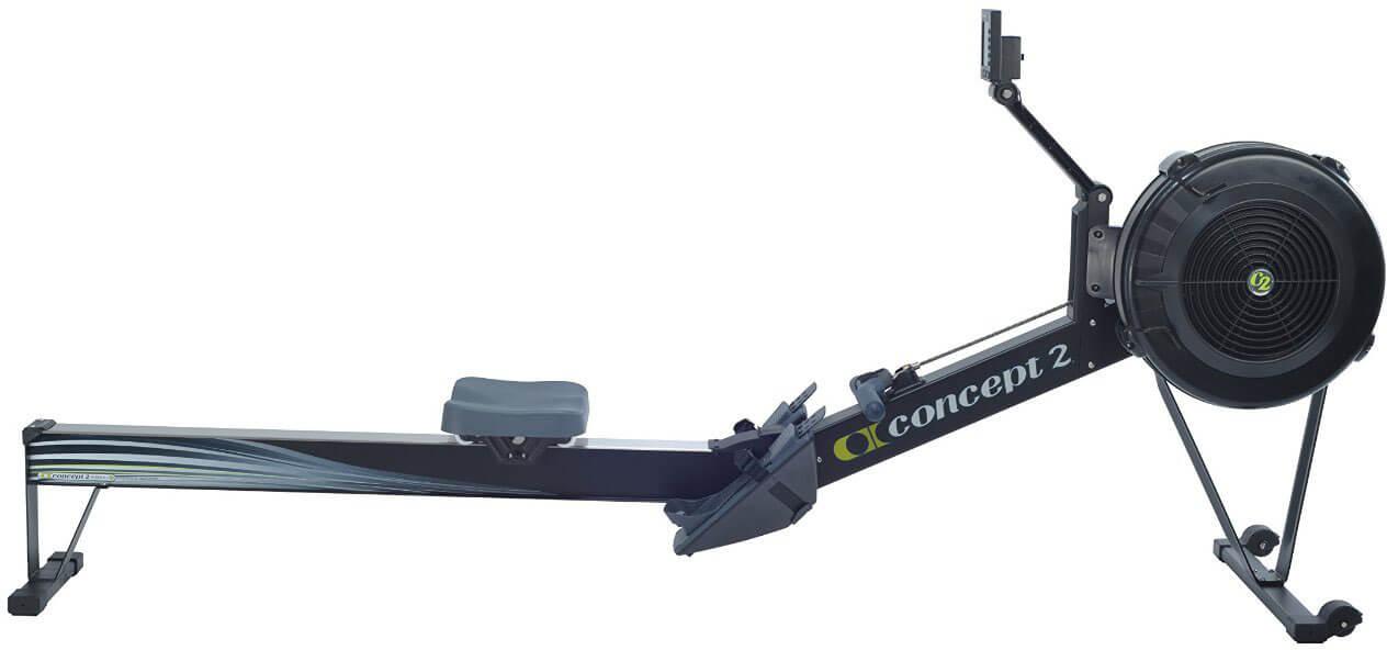 Concept2 Modell D schwarz