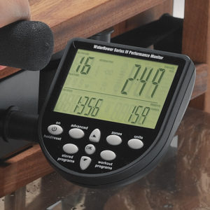 Rudergerät Monitor Waterrower