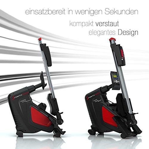 Sportstech RSX500 Rudergerät klappbar