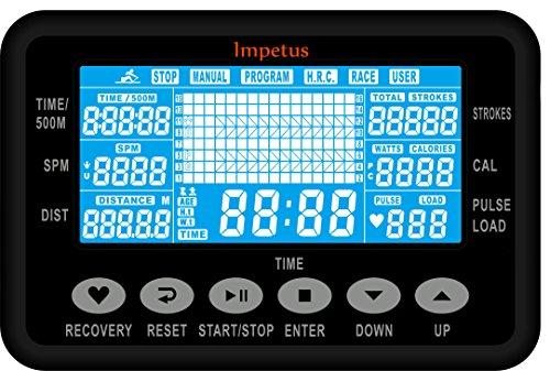 MAXXUS 10.1 Pro Rudergerät 5