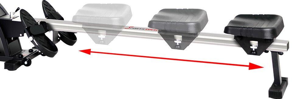 Sportstech RSX600 Sitz