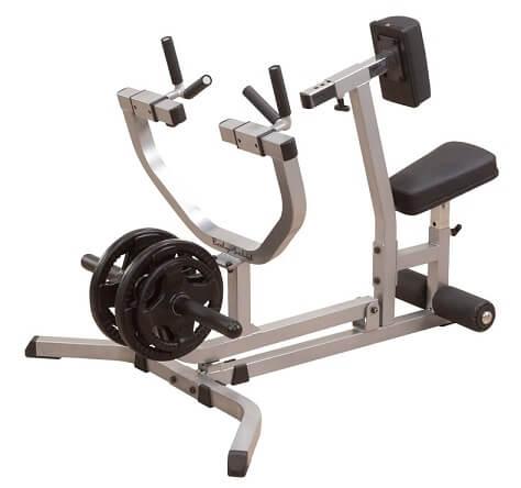 Rudermaschine-Fitness