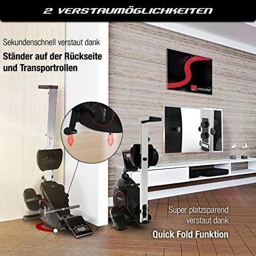 Sportstech RSX400 - Lagerung