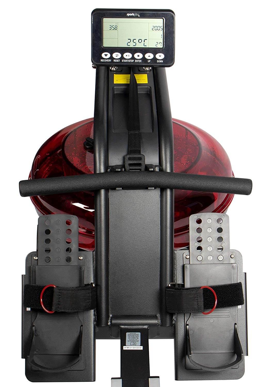 ᐅ SportPlus SP-MR-011 Wasserrudergerät - Rudergerät Test 2019