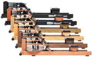 WaterRower Holz Bestenliste