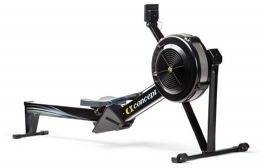 Concept2 Modell D PM5 Indoor Rower