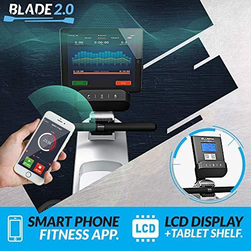 Bluefin Fitness Blade App