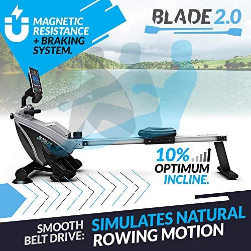Bluefin Fitness Blade Magnet