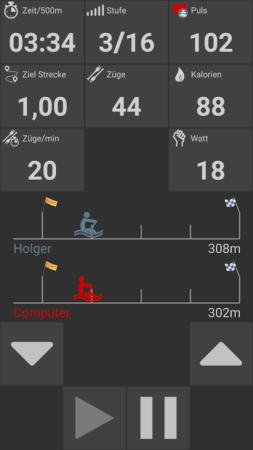 MyRowing App 3