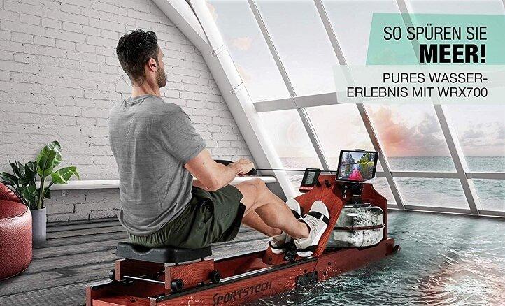 Sportstech WRX700 Training