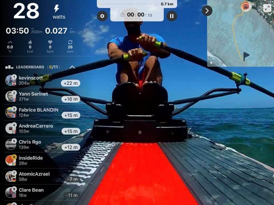 Kinomap Rowing Nemo V