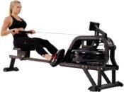 Sunny Health & Fitness Rudergerä Obsidian SF-RW5713 Test