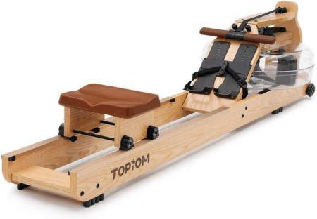 TOPIOM Rudergerät Test Wood
