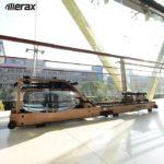 Merax Wasser Rudergerät Test Faltfunktion