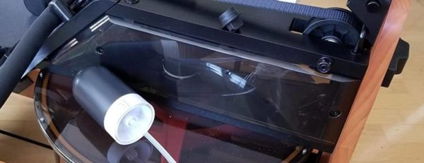 Elektrische Wasserpumpoe Mobi Rudergerät