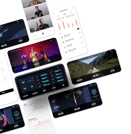 Mobi Fitness App